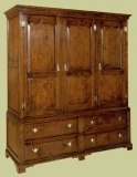 Oak & Cherry Wardrobes