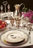 About Handmade Italian Pewter