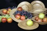 Wooden Bowls by Robert Holland