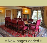 Period Style Oak Dining Furniture in Traditional Interiors