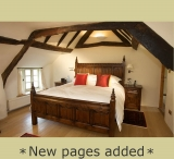 Oak Bedroom Furniture in Period Interiors