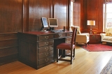 Traditional Oak Study Furniture in Period Interiors