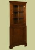 Corner Cupboard Astragal Glazed