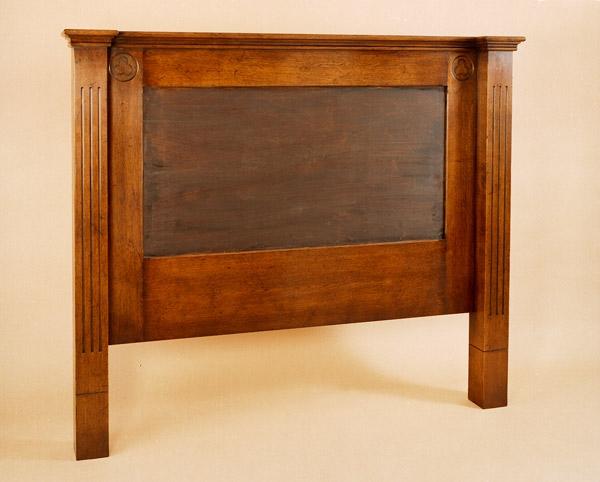 Oak Headboard | Handmade in Traditional Style | Bespoke ...