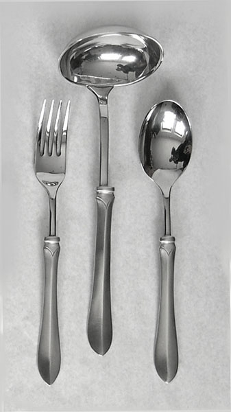 Options available as standard & Pewter Cutlery Set | Italian Handmade Pewter Tableware | Authentic ...