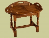 Butlers tray side or lamp table