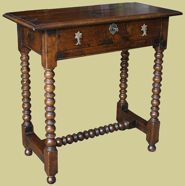 jacobean furniture style 1