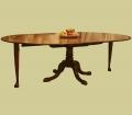 Circular Extending Dining Table