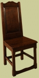 Solid Greavener Side Chair