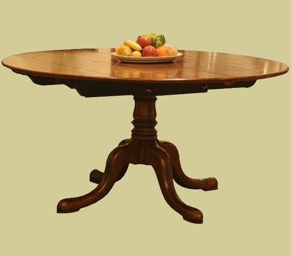 Round Table Dining Room Sets For