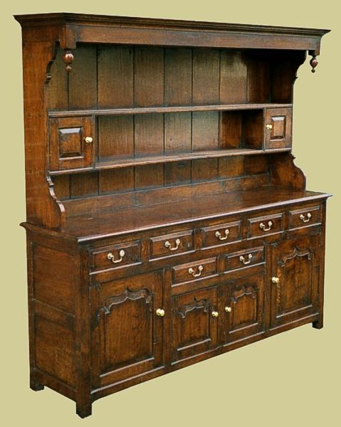 Oak Kitchen Dressers For Sale