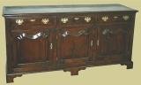 Traditional Dresser Oak