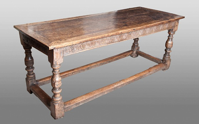 Oak table 1660 b for blog