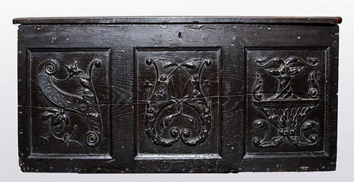 Renaissance chest c1530 for blog