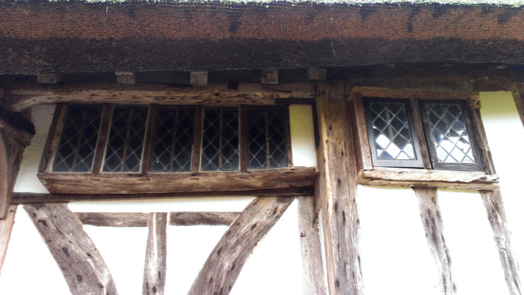 Medieval Clergy House Alfriston Sussex