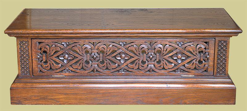 Flat Panel Oak Kitchen Cabinets
