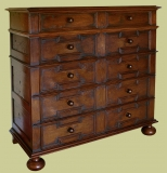 Jac. Style Chest Drawers M. Runners