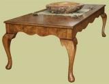 Walnut Ven. Coffee Table
