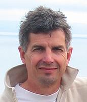 Nicholas Berry, author of Bridge Cottage and Wealden Hall House diagrams