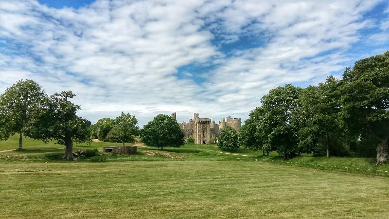 Bodium Castle, nr Robertsbridge, Sussex