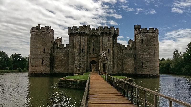 Bodium Castle north gate