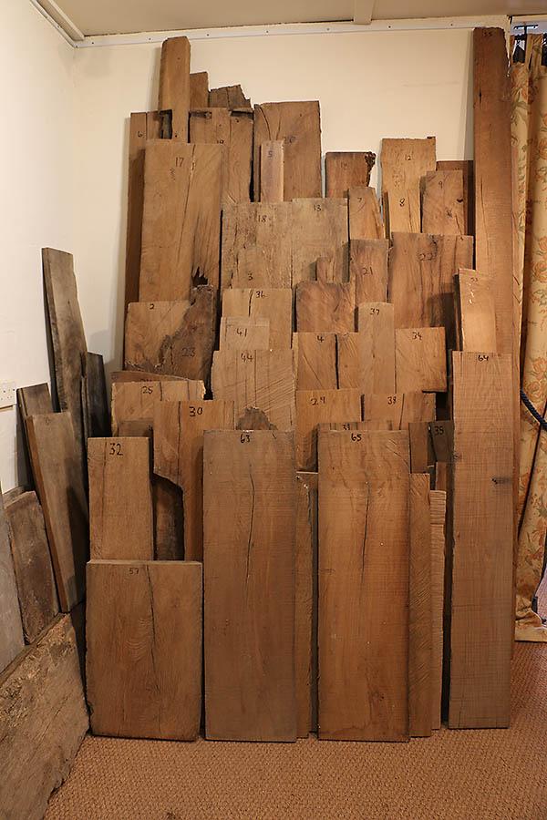 Old oak - would make a fabulous floor - for sale